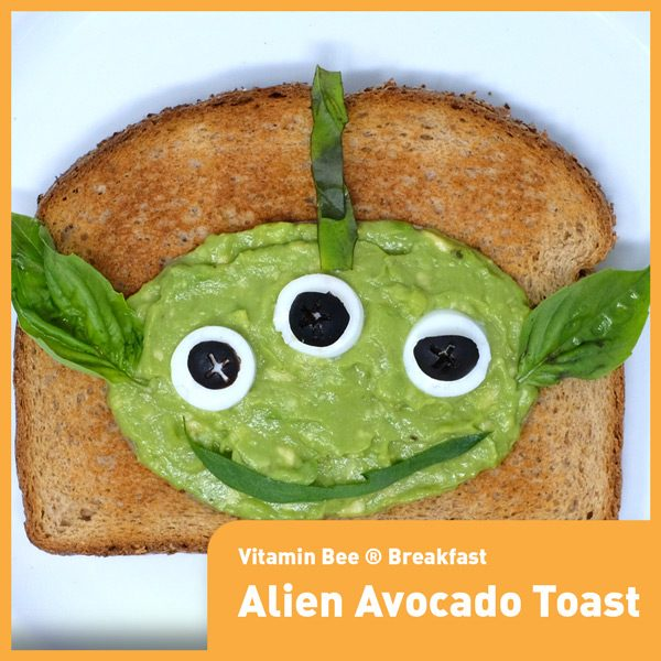 Vitamin Bee ® Avocado Toast