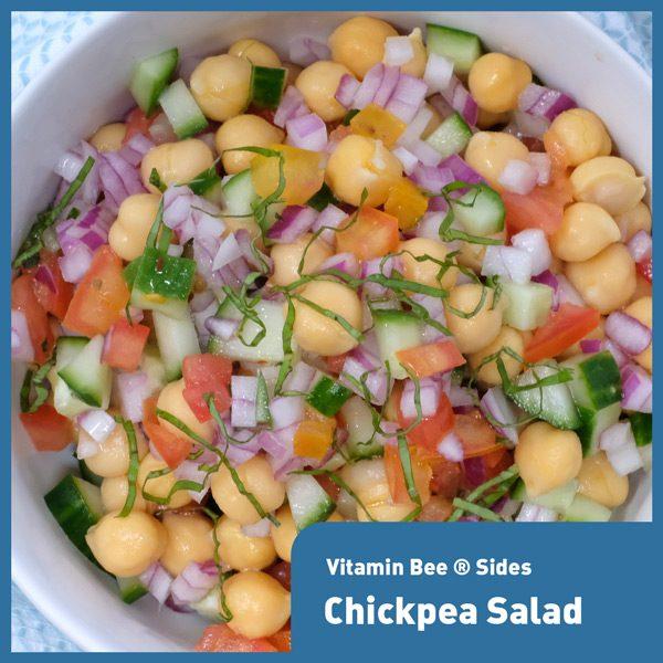 Vitamin Bee ® Chickpea Salad