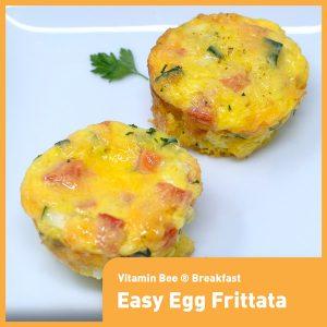 Easy Veggie Frittatas