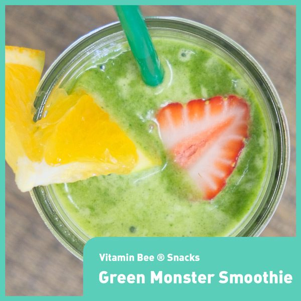 Vitamin Bee ® Green Monster Smoothie