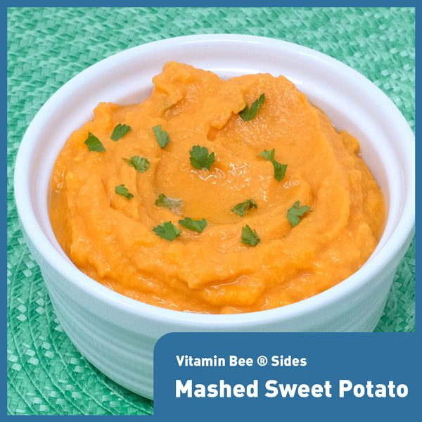 Vitamin Bee ® Sweet Mashed Potatoes