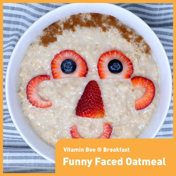 Vitamin Bee ® Breakfast Oatmeal