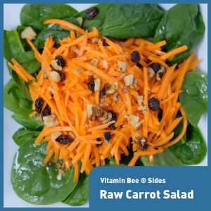Raw Carrot Salad
