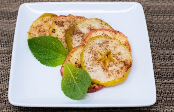 Vitamin Bee ® Baked Apple Dessert