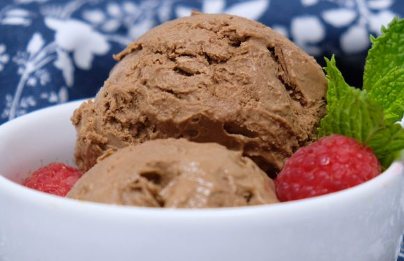 Vitamin Bee ® Chocolate Avocado Ice Cream