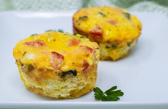 Vitamin Bee ® Breakfast Egg Frittata