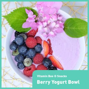 Berry Yogurt Bowl